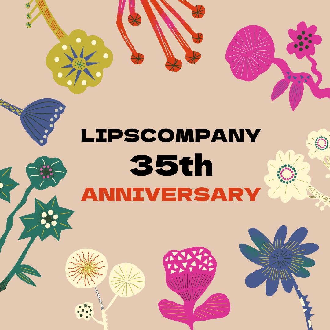 LIPS.35thキャンペーン!